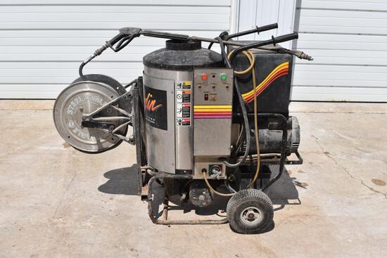 Aaladin hot water pressure washer