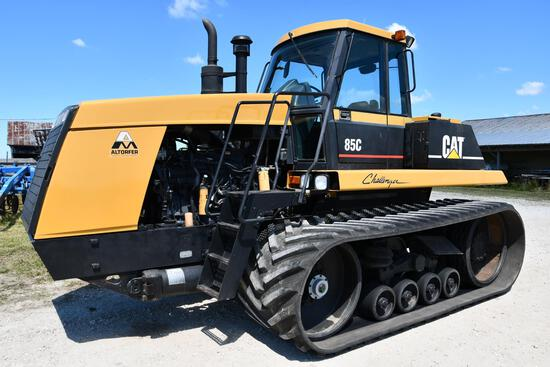 1996 Cat Challenger 85C track tractor
