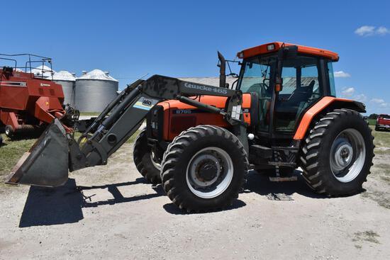 1998 AGCO Allis 8785 MFWD tractor