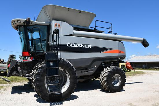 2008 Gleaner A85 4wd combine