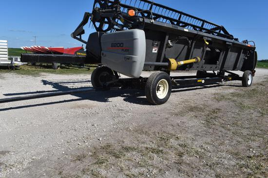 J&M HT974 25' head cart