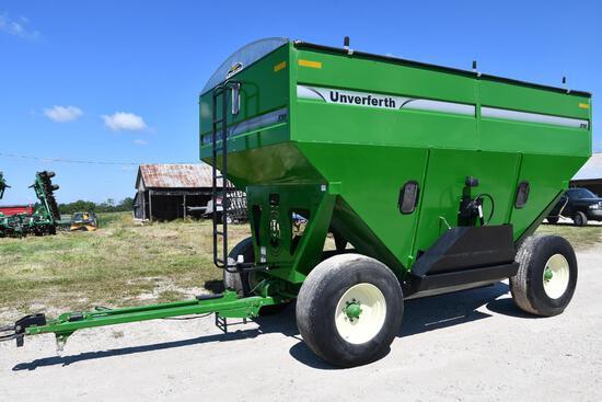 Unverferth 530 gravity wagon