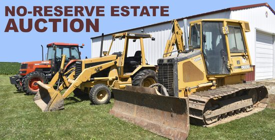 No-Reserve Estate Auction