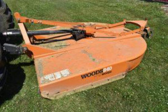 Woods Brushbull 840 rotary mower