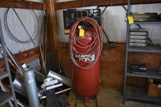 Magna Force 60 gal. upright air compressor