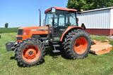 2002 Kubota M9000 Utility Special MFWD tractor