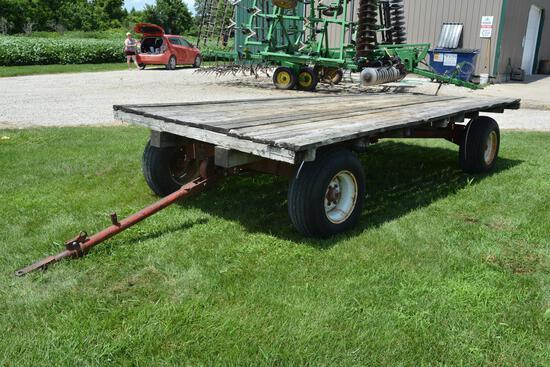 7' x 16' hayrack wagon