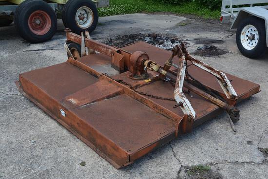 Comer Farm Tools 6' 3-pt rotary mower