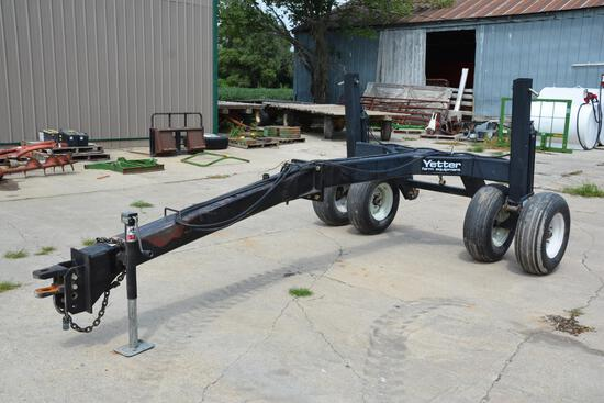 Yetter 6300 3-pt. implement caddy