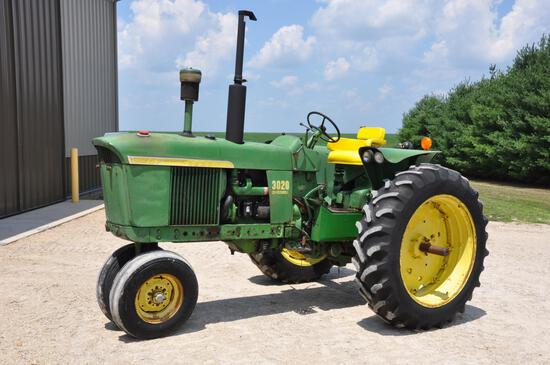 1967 JD 3020 2wd tractor
