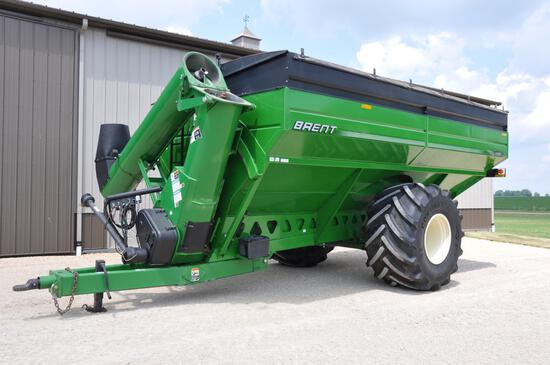 2012 Brent 1194 'Avalanche' grain cart
