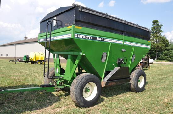 Brent 544 gravity wagon