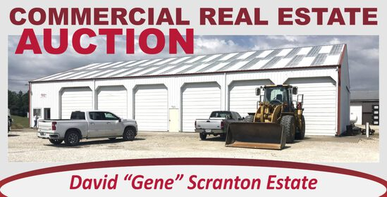 Online Only Commercial Real Estate Auction