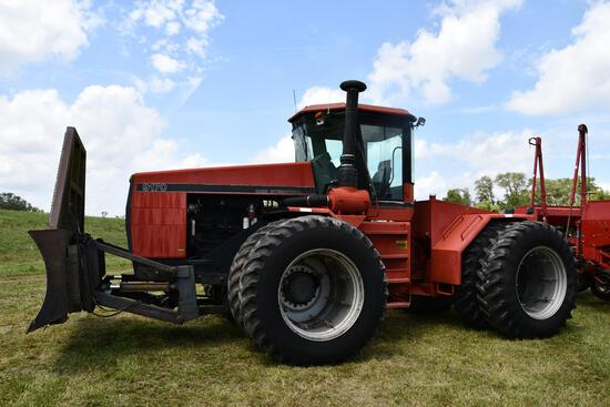 1987 Case IH 9170 4wd tractor