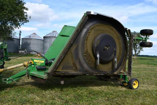 John Deere HX20 20' batwing mower