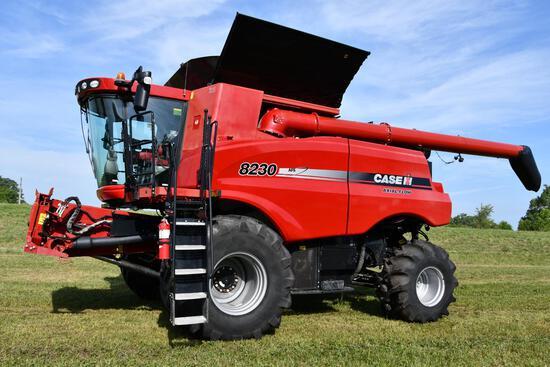 2012 Case IH 8230 4wd combine