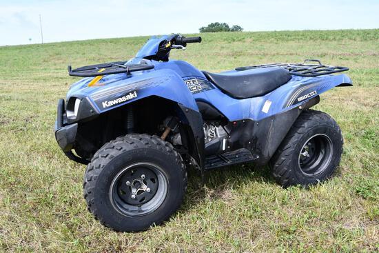 2011 Kawasaki 650 Brute Force 4wd ATV