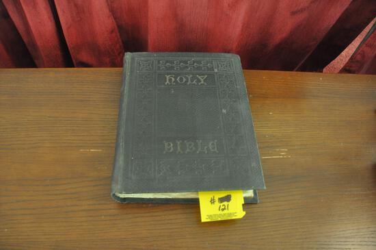 1903 Holy Bible