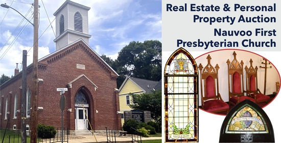 Real Estate - Nauvoo First Presbyterian Church