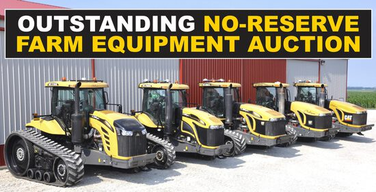 No-Reserve Farm Equipment Auction - Mueller