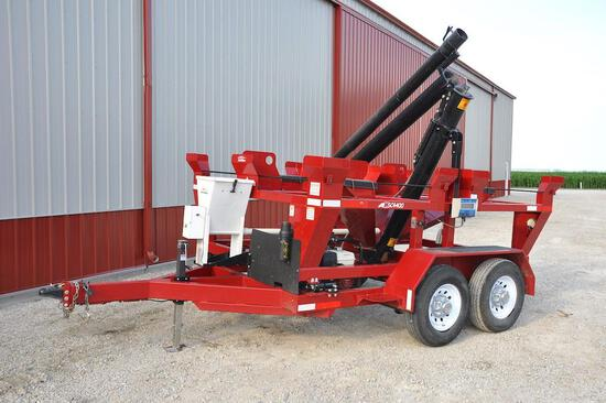 Travis HCS4400 4-box seed tender