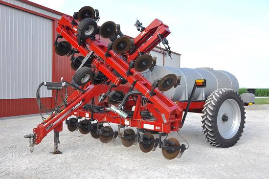 2017 Case-IH 920 23-knife liquid sidedress bar