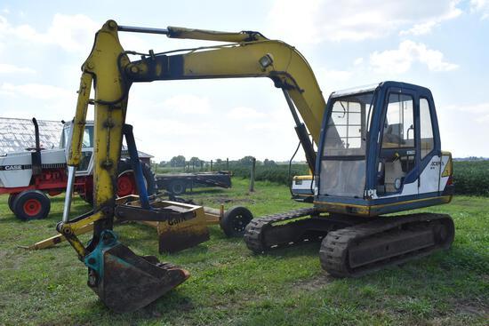 Kobelco Acera SK60 excavator