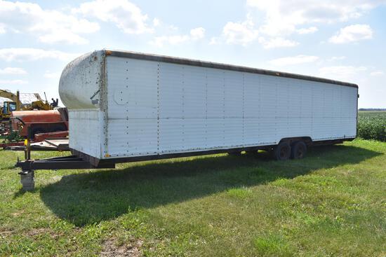 Wells Cargo 32' cargo trailer