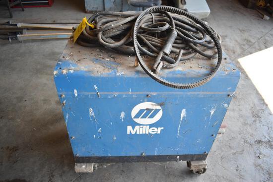 Miller Dialarc 250 arc welder