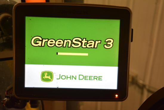 John Deere 2630 display