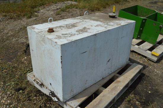 100 gal. pickup fuel tank