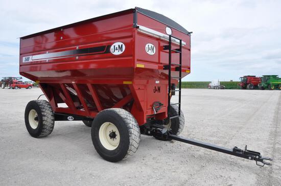 J&M 540 gravity wagon