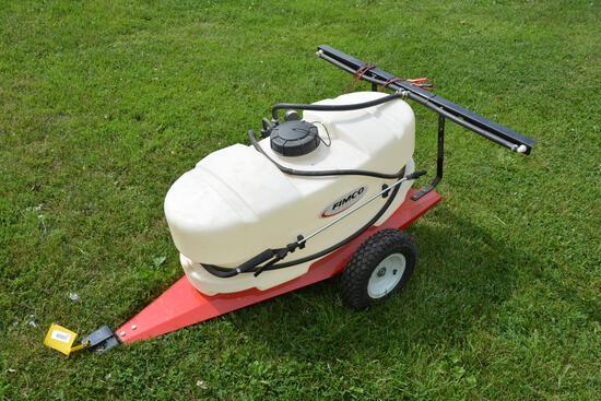 Fimco 25 gallon atv yard sprayer