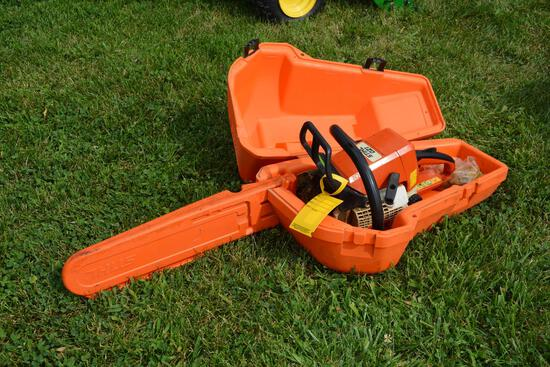 Stihl 021 chainsaw