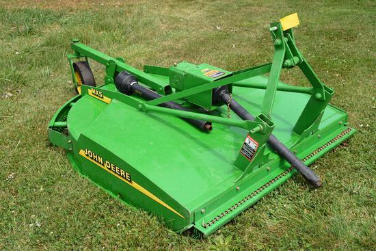 John Deere MX5 5' 3-pt. rotary mower