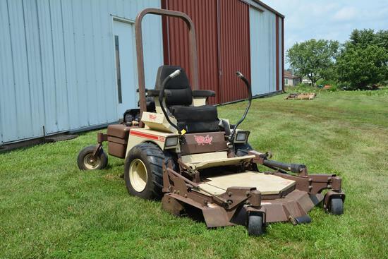 Grass Hopper 723K zero turn lawn mower