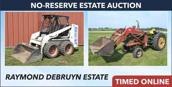 Ring 2: No-Reserve Estate Auction - DeBruyn