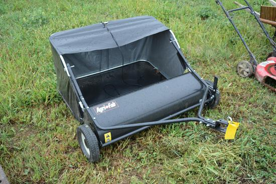 "AgriFab 42"" lawn sweep"