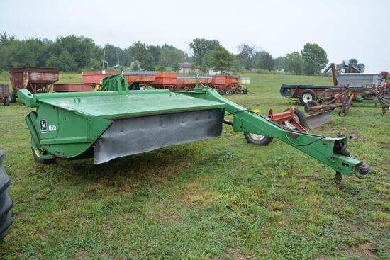 John Deere 910 8' mower conditioner
