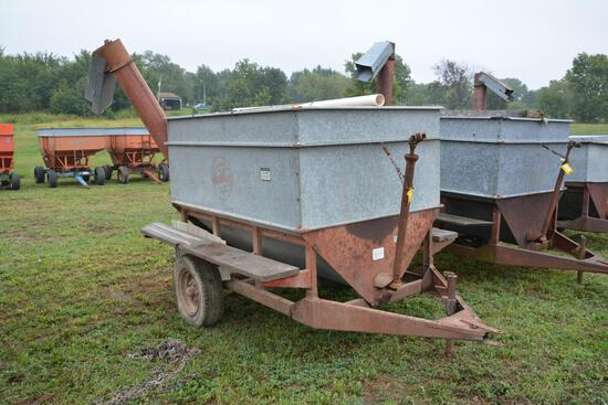 Heider feeder wagon