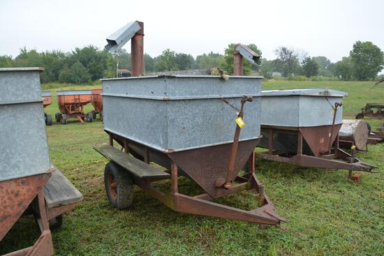 Heider Model P feeder wagon