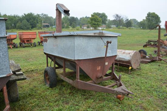 Heider Model R feeder wagon