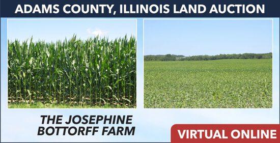 Adams County, IL Land Auction - Bottorff