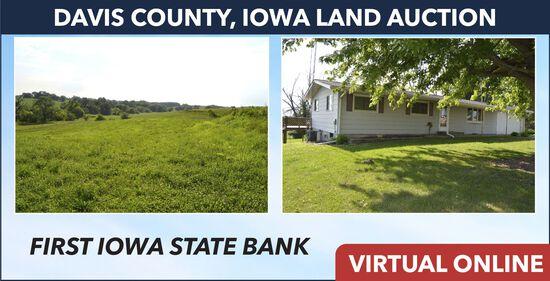 Davis County, IA Land Auction - FISB