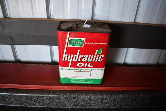 Farm-Oyl hydraulic oil 2 gallon can