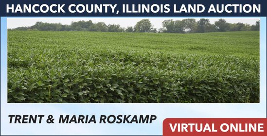 Hancock County, IL Land Auction - Roskamp