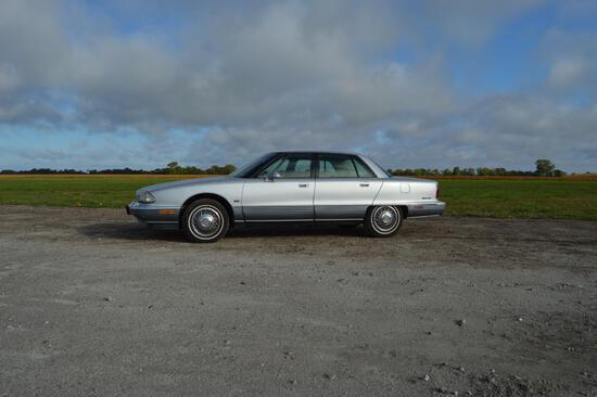 1991 Oldsmobile Ninety-Eight 4 door sedan