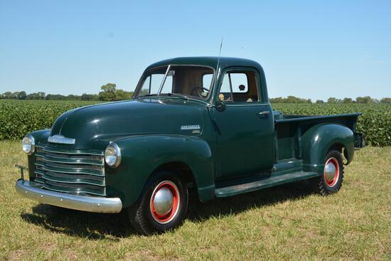 1951 Chevrolet 3600 Pickup