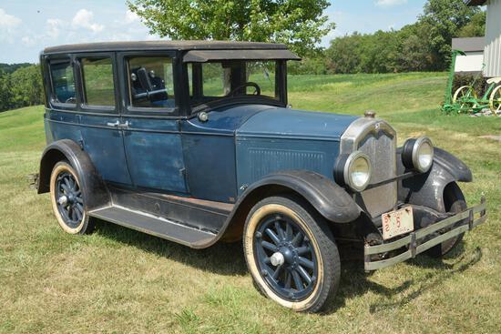 1927 Buick 4 door Sedan