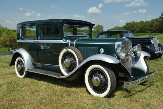 1931 Graham 4 door sedan